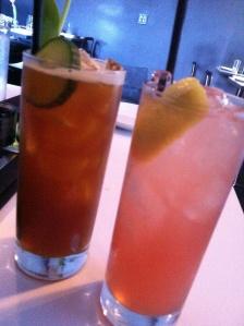 Cocktails at TOP FLR.